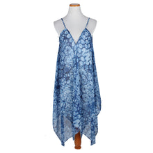 Load image into Gallery viewer, Tie Dye Dress Shawl