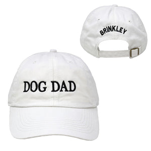 Solid Dog Dad Custom