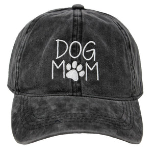Dog Mom Custom with Vintage Wash