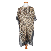 Load image into Gallery viewer, Leopard Print Shawl