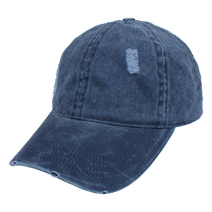 Vivid Distressed Baseball Cap