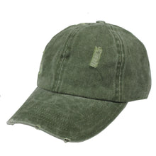 Load image into Gallery viewer, Vivid Distressed Baseball Cap