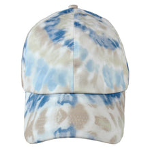 Load image into Gallery viewer, Tie Dye Baseball Cap