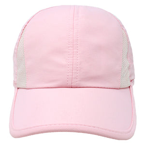 Breathable Active Ponyflo® Cap