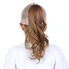 Load image into Gallery viewer, Kids Mesh Back Ponyflo® Cap
