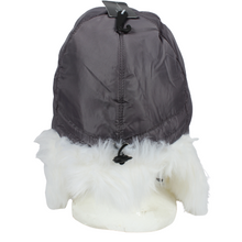 Load image into Gallery viewer, Satin Feel Trapper with Faux Fur Trim, ATP45754