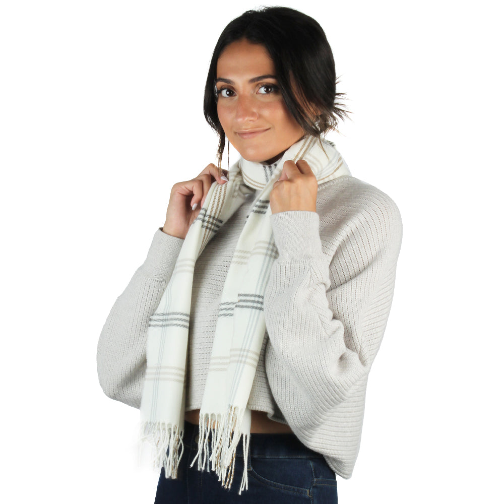 Plaid Softer Than Cashmere™ - Cashmere Touch Scarves