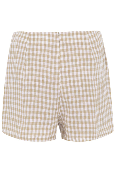 Alice Gingham Shorts