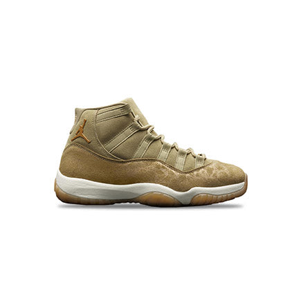 Air Jordan 11 Retro Neutral Olive - 11.23.18