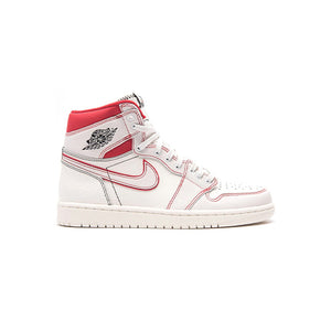 "Air Jordan 1 ""Sail/University Red"" - 03.30.19"