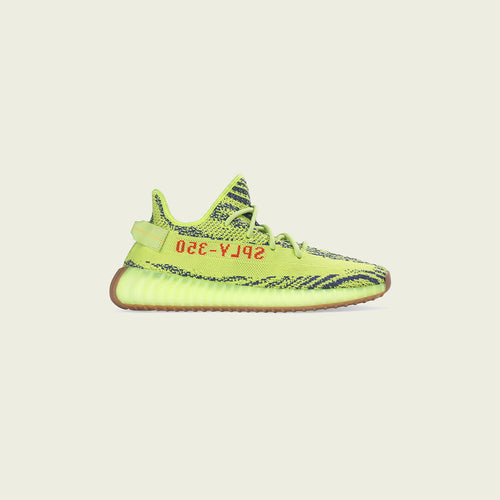 adidas Yeezy Boost 350 V2 Semi Frozen Yellow - 12.14.18