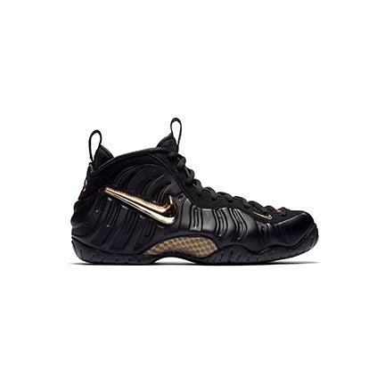 Nike Air Foamposite Pro Black Metallic Gold - 11.17.18