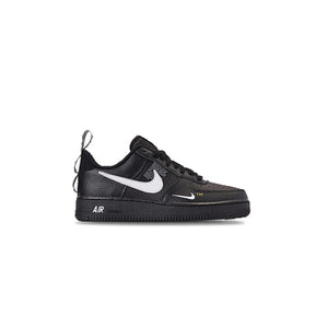 nike air force 1 lo zwart