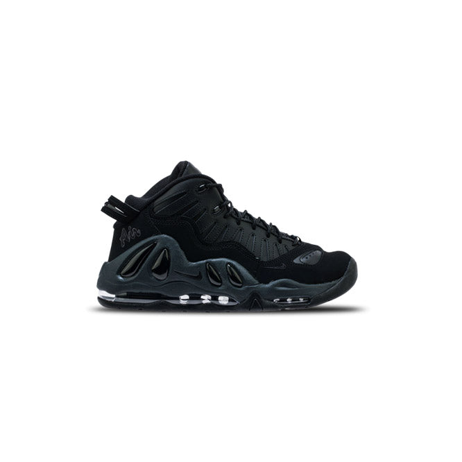 Nike Air Max Uptempo '97 Triple Black - 9.22.18