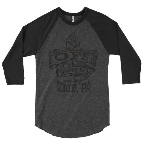 OFE Brewing Co. 3/4 Sleeve Shirt