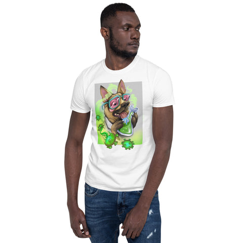 COVID-19 Scientist Dog by Bird - Ikonic Apparel