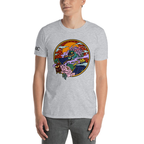 Jen's Dragon Art Short-Sleeve Unisex T-Shirt - Ikonic Apparel