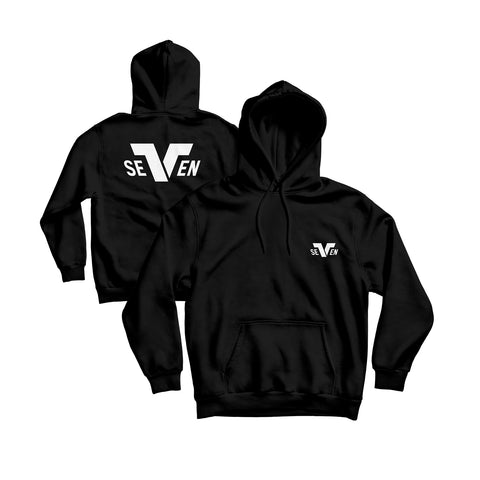 Seven77 Front & Back Hoodie