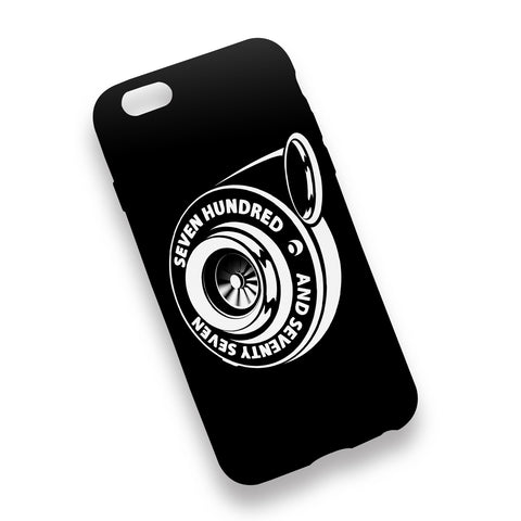 Turbo 777 Phone Case