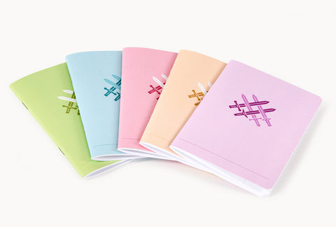 Valdani's Adventure Notebook: 5-Pack