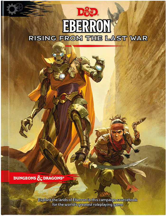 Dungeon & Dragons Eberron: Rising from the Last War