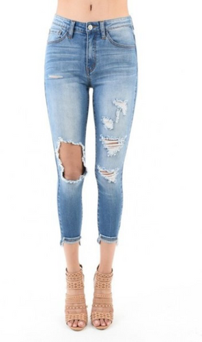 Bianca Distressed jeans
