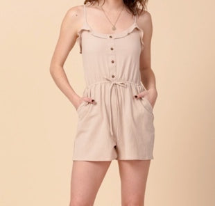 Beach please Romper