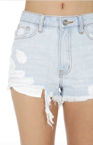kalifas denim shorts