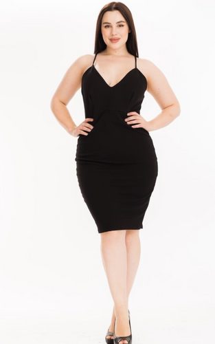 night out Curvy dress