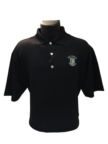 Old Course St Andrews FootJoy Men's Stretch Pique Solid Polo Shirt