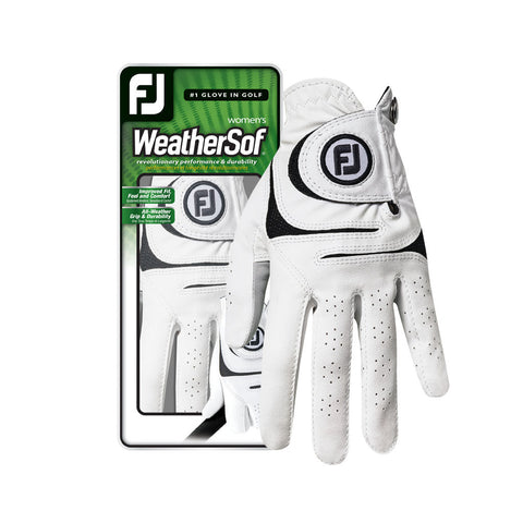 FootJoy Ladies WeatherSof Regular Left Hand Golf Glove