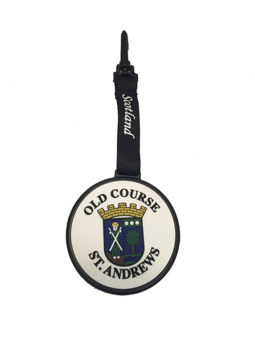 Old Course St Andrews Bag Tag