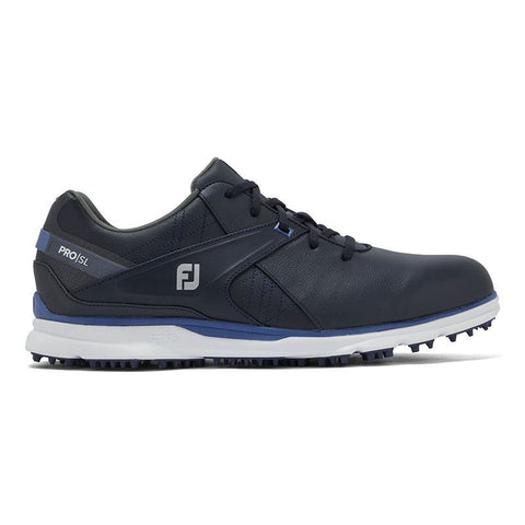 Footjoy Men's Pro/SL 2021 Golf Shoes UK Sizes - Navy/Blue - 53812