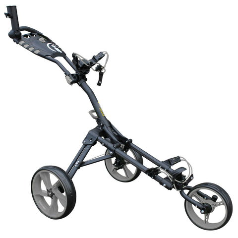 Masters Golf iCart One Compact 3-Wheel Push Trolley