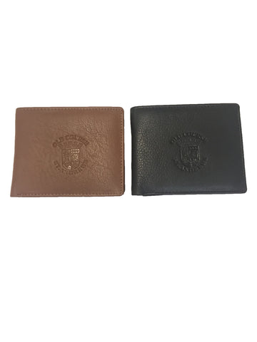 Old Course St Andrews Genuine Leather Wallet