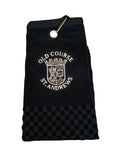 Old Course St Andrews Tri-fold Golf Towel
