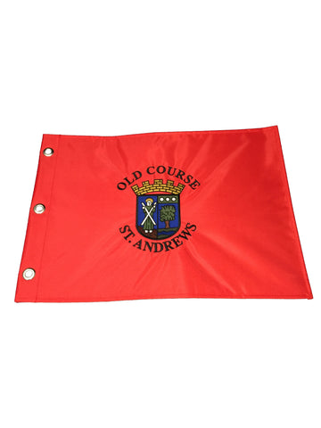 Old Course St Andrews Flag