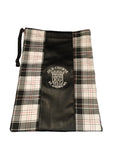 Old Course St Andrews Tartan Shoe Bag