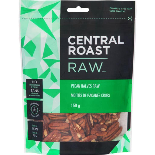 Central Roast Roasted Pecan Halves 150 g Central Roast Couryah