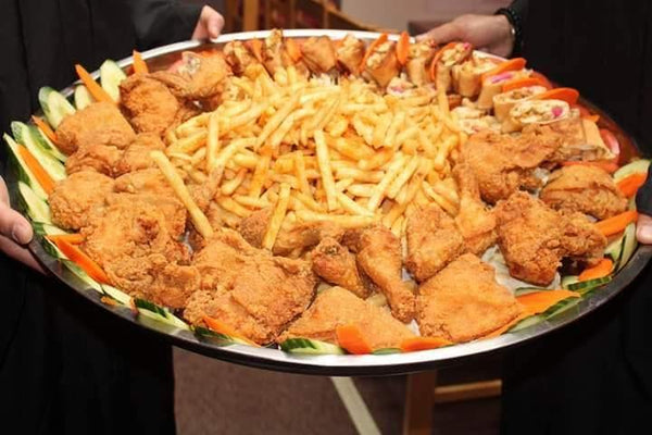 Family Package for 10 ppl - Syrian Fried Chicken