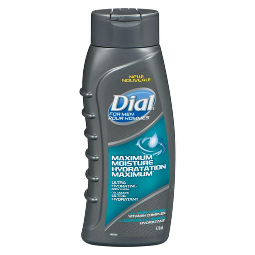 Dial Body Wash Maximum Moisture Ultra Hydrating 473 mL Dial Couryah