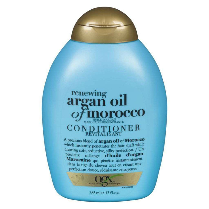 ORGANIX - RENEWING MOROCCAN ARGAN OIL CONDITIONER (385 mL) Organix Couryah