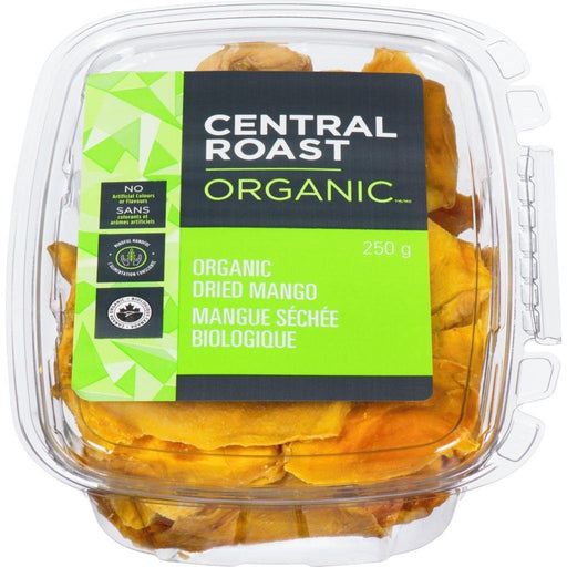Central Roast Organic Dried Mango 290 g Central Roast Couryah