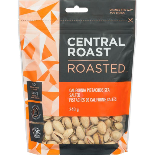 Central Roast Royal Pistachio With Salt 240 g Central Roast Couryah