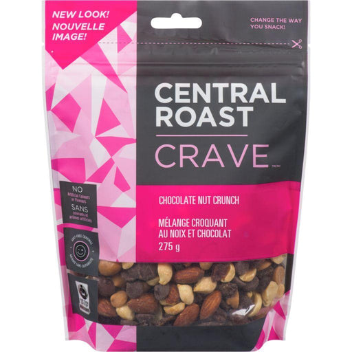 Central Roast Chocolate Nut Crunch 275 g Central Roast Couryah