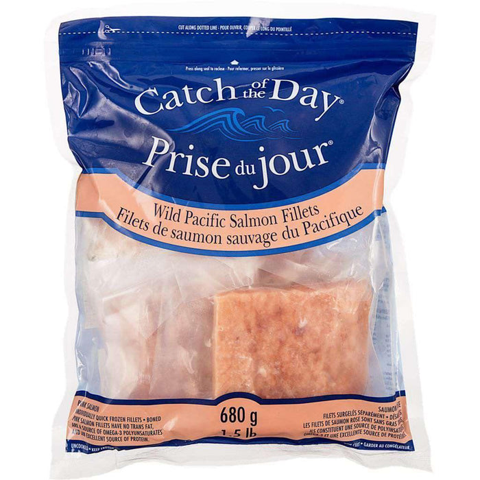 HIGH LINER Catch of the Day Salmon Fillets 680 g High Liner Couryah