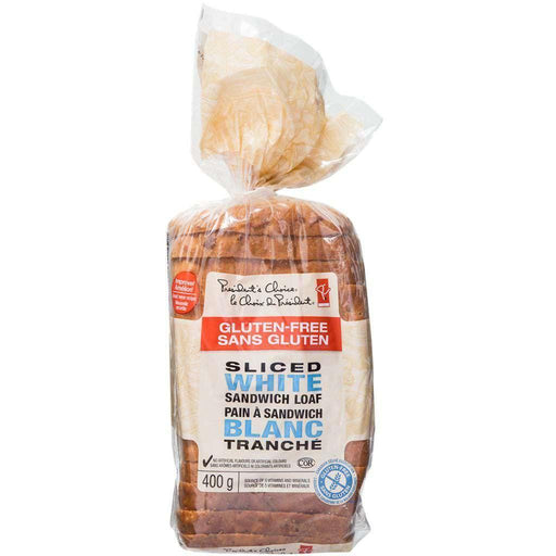 PC Gluten-Free Rustic White Loaf President's Choice Couryah