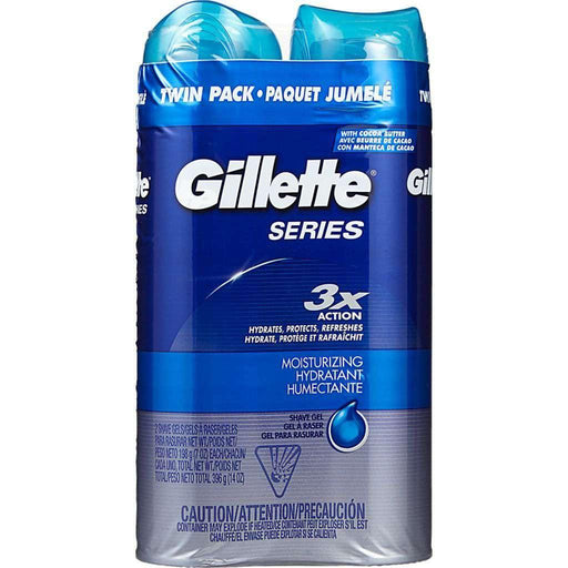 Gillette Moisturizing Shave Gel 396 g Gillette Couryah