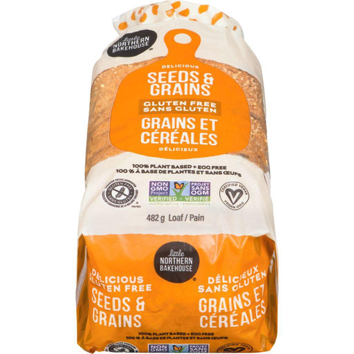 Little Northern Bakehouse Seeds & Grains Bread 482 g Little Northern Bakehouse Couryah