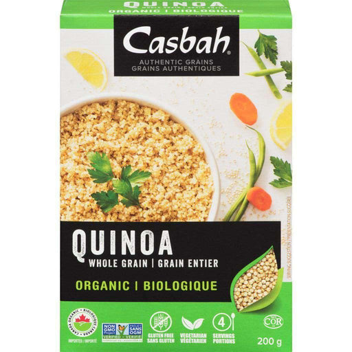Casbah Quinoa, Whole Grain 200 g Casbah Couryah
